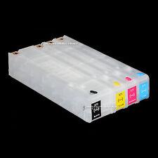 Remplissable Imprimante Recharge XL CARTOUCHES Continu Encre 980xl 981xl pour Hp