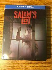 Salem's Lot Blu-ray + Digital RARE EXCLUSIVE LIMITED Steel Book Stephen King NEW