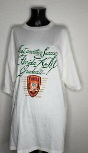 Vintage Texas A & M 1993 T Shirt  Mens XXL
