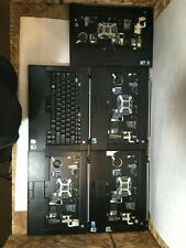 Dell Latitude E6400 Lot of 5 No Top Covers Bare Bones For Parts or Repair- Ft