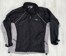 THE NORTH FACE Lightweight Running Spray Jacket Size L Black