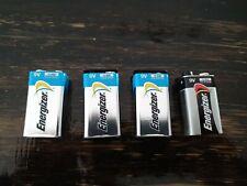 4 x Energizer Premium Alkaline 9V  Advanced Batterie Einwegbatterie