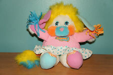 Popples Cheerleader Plush 1987 Those Characters From Cleveland