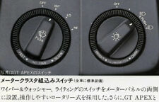 Toyota AE86 Instrument Decal Set (Full-Kit)