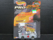 1996 Team Hot Wheels Pro Racing Nascar # 4 Test Track