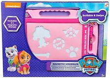 Official Paw Patrol Girls Large Magnetic Scribbler Etch A Sketch **NEW**