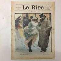 Le RIRE N°99 - 24 Décembre 1904