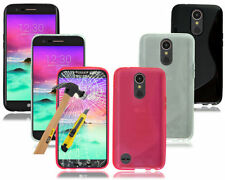 Fundas y carcasas Para LG K10 color principal negro para teléfonos móviles y PDAs LG
