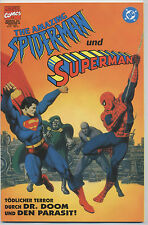 MARVEL / DC CLASSICS (deutsch) # 2 - THE AMAZING SPIDER-MAN / SUPERMAN - 1999