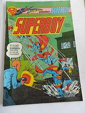 1x Comic - Superboy Heft Nr. 6 (1981)