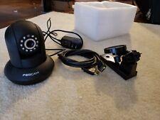Foscam FI8910W black, lightly used