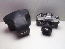Vintage Fuji Fujica ST901 Camera w/ Case 1:1.8 55mm Lens Photography EBC Fujinon
