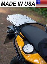 AVT BMW F650GS Twin / F700GS / F800GS Rear Luggage Rack - ROTOPAX Compatible