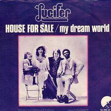 "LUCIFER – House For Sale (1975 NEDERPOP VINYL SINGLE 7"")"