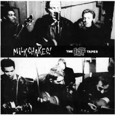 THE MILKSHAKES - 107 TAPES (EARLY DEMOS & LIVE REC.)  CD NEW+