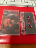 John Williamson The Way It Is Cassette Tape