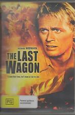 LAST WAGON, THE - RICHARD WIDMARK NEW ALL REGION DVD