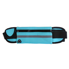 Waterproof Neoprene Running Waist Bag Outdoor Fitness Elastic Sports Gym Belt
