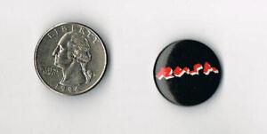 RUSH Signals 1982 LP Album PROMO PIN Button Badge