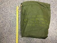 Australian Army Canvas Bags