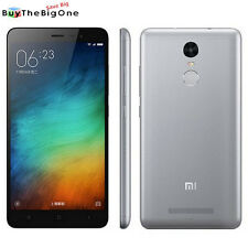 "Xiaomi Redmi Note 3 High Edition 5.5"" Smartphone 4G LTE Octa Core 3+32GB Grigio"