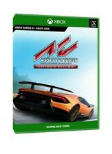 NEW Xbox One Spiel Assetto Corsa Ultimate Edition Game Key Code X Box 1 24H Mail