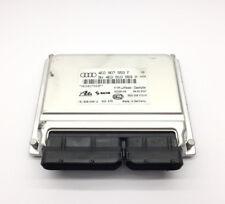 Audi A8 S8 4E Steuergerät 4E0907553F Luftfederung 4E0910553H, 12 Monate Garantie
