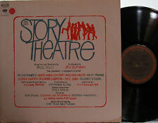 Story Theatre (Soundtrack) (2 LPs) songs of Dylan,Country Joe,George Harrison