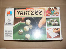 MB Yahtzee 8-11 Years Board & Traditional Games