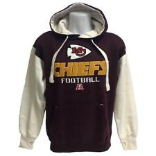 NFL Men's Kansas City Chiefs Hoody Sweatshirt Medium Football Apparel Hoodie