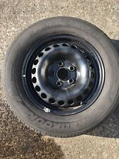 "VW T5 T5.1 T6 TRANSPORTER/CARAVELLE 16"" SPARE WHEEL AND TYRE 2003-2018"