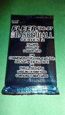 1996-97 Fleer Series 2 Basketball Pack Fresh From Box! Kobe, Iverson, Nash