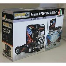 Italeri 1:24 3879 SCANIA R730 THE GRIFFIN Model Truck Kit