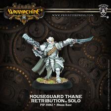 Warmachine: Retribution of Scyrah Houseguard Thane Solo PIP 35062 NEW