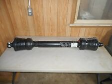 Double CV Weasler PTO shaft for Agco, Hesston and Challenger mower conditioners.