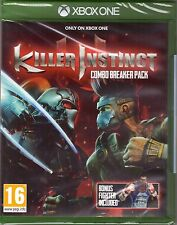 Killer Instinct: Combo Breaker Pack [Xbox One, Region Free, Arcade Fighting] NEW