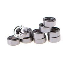 10pcs 684ZZ Bearing ABEC-5 10PCS 4x9x4mm Miniature 684Z Ball Bearings 618/4ZZ WL