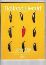 "KLM Inflight Magazine ""HOLLAND HERALD "" Bordmagazin März 2015"