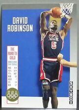 David Robinson card Olympic Team 92-93 Skybox #USA10