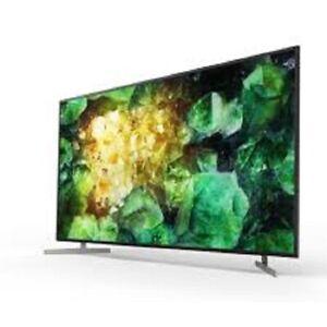 "SONY BRAVIA KD49XH8196BU 49"" Smart 4K Ultra HD HDR LED TV - INC FREE 5 YR WARRAY"