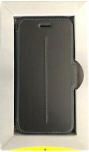 New Original Otterbox Strada Series Case for Apple iPhone 6s & iPhone 6 Black -!