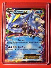 Pokemon card - Kyurem EX Holo B&W Plasma Blast Edition Ed 30/101 =1st Mega M