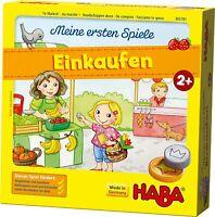 HABA 302781 - Meine ersten Spiele Einkaufen NEU OVP