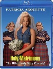Holy Matrimony Patricia Arquette NEW Blu-ray Buy 2 Items - Get $2 OFF