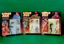 "1988 Bone Age : ""MOK"",""CRAG THE CLUBBER"" And ""VOLC  THE VORACIOUS"" NIC By kenner"