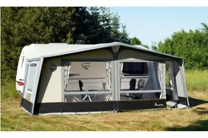 Isabella Commodore Dawn Full Caravan Awning Carbon X Frame 1075 cm NEW 2022