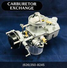 1964~1969 Ford Mustang Single Pump 1 Barrel Motorcraft Autolite 1100 Carburetor