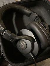 Audio-Technica ATH-M30x Over Ear Headphones + PROTECTIVE CASE
