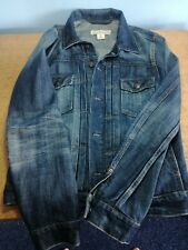 H & M L.O.G.G Denim Jacket Size - Small