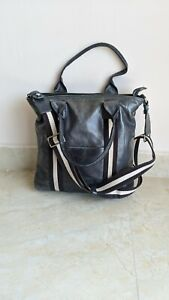 Bally Leather Tote Bag